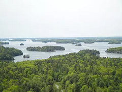 2-Day Kingston, Thousand Islands Tour from New York