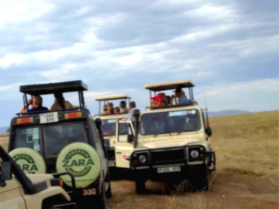 13-Day Magnificent Kenya, Tanzania and Dubai Tour from Nairobi with Airport Transfer