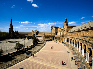 4-Day Cordoba, Granada, Seville and Toledo Tour from Madrid