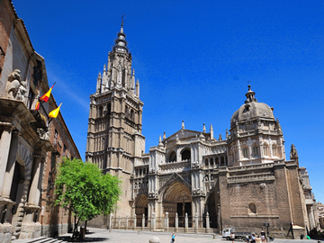 5-Day Cordoba, Seville, Costa Del Sol, Toledo Tour from Madrid