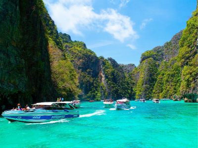 7-Day Bangkok, Phuket, Phi Phi Island, Khai Island, Phang Nga Bay Tour from Bangkok with Airport Transfer