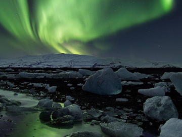 7-Day Northern Lights and Ice Cave Self-Drive Tour from Reykjavik