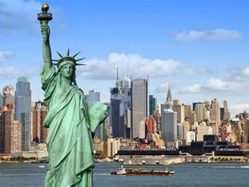 5-Day USA East Coast Deluxe Tour from Washington with Airport Transfer