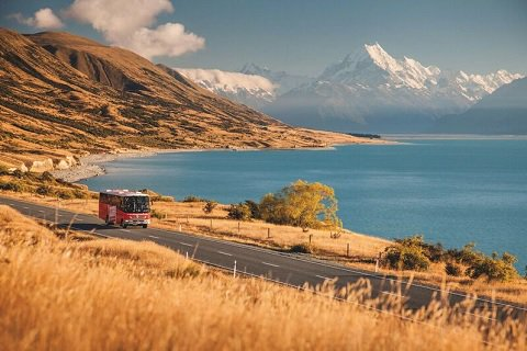 7-Day New Zealand South Island Blue bird Chinese guided tour from Christchurch