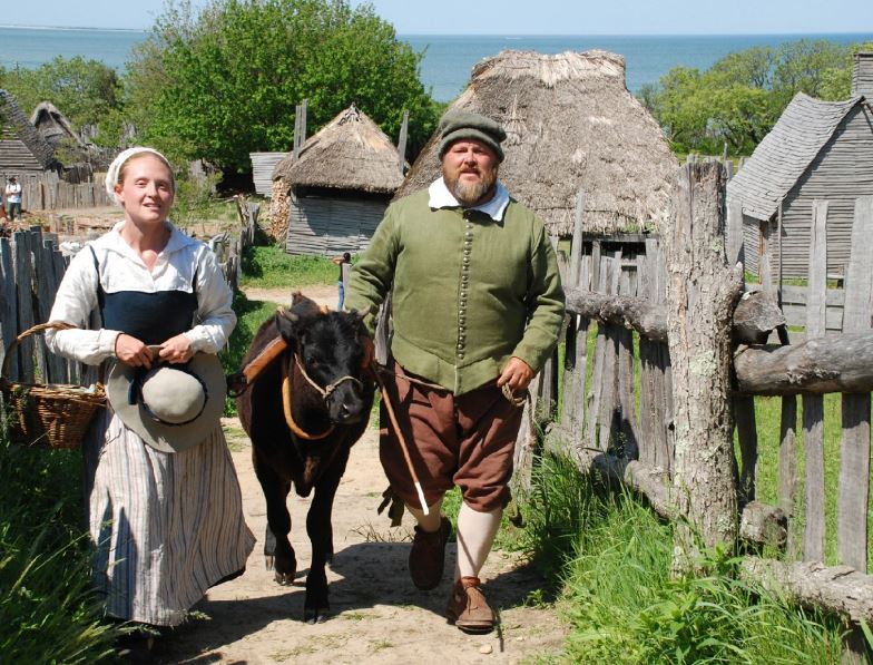 Plimoth Plantation/Plimoth Grist Mill Combo Ticket Only