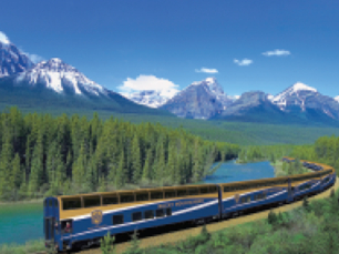 7-Day Vancouver Rocky Mountaineer Rail and Coach Tour from Seattle/Vancouver