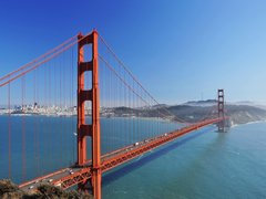 8-Day Denmark Village, San Francisco, Yosemite, Antelope Canyon, Las Vegas Tour with Los Angeles Airport Transfers