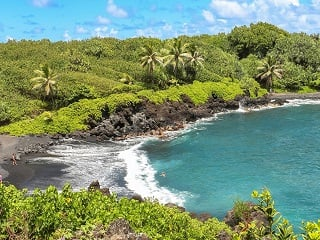 5-Day Hawaii on Oahu, Maui or Hilo Island Tour with Honolulu Airport Transfer
