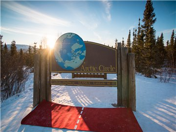7-Day Denali, Anchorage, Fairbanks and Arctic Circle Tour with Anchorage Airport Pickup