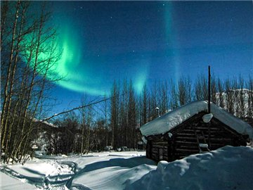 6-Day Denali Nantional Park, Aurora, Coldfoot Camping Tour with Fairbanks Airport Pickup