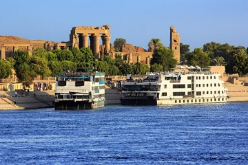 5-day Nile cruise tour from Cairo
