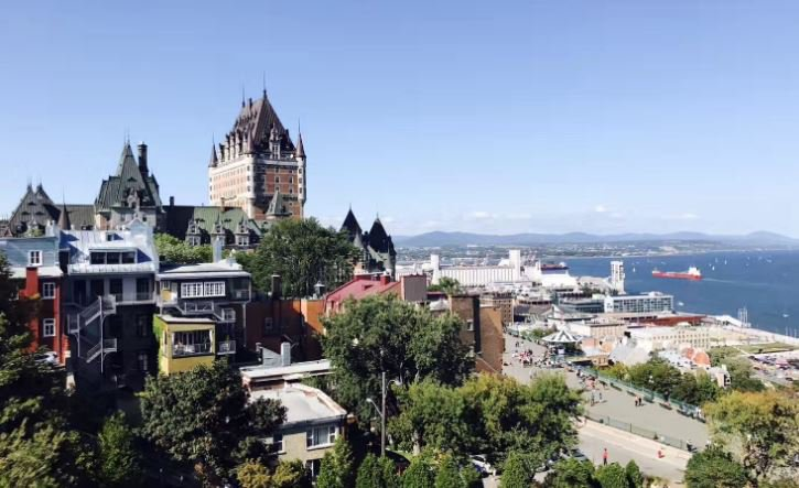 3-Day Foliage Quebec City Deep Tour from Boston