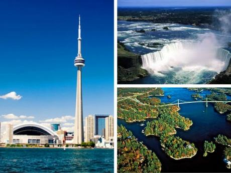 4-Day Toronto, Montreal, Ottawa, Niagara Falls Canada Tour from Boston