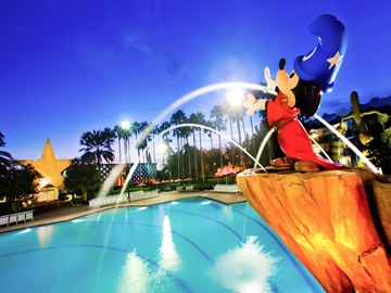 5-Day Orlando Disney Theme Parks Tour with Orlando Airport Transfer