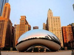 7-Day Chicago, Detroit, Niagara Falls, Cleveland, New York New Year Countdown Tour from Chicago