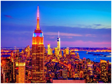 3-Day New York 2018 New Year Countdown Tour from New York with Airport Transfer