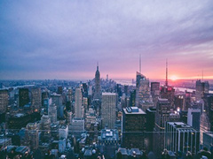 6-Day East Coast New Year's Eve Countdown Economy/Deluxe Tour from Philadelphia