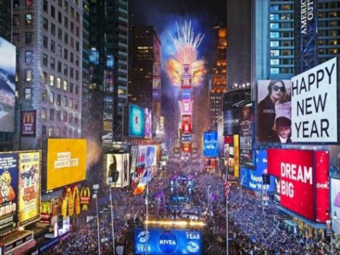 5-Day New York 2018 New Year Countdown Tour from New York with Airport Transfer