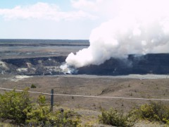 1-Day Rainbow Fall, Volcanoes National Park Tour from Hilo