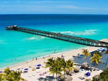 8-Day Miami, Everglade Park, Key West, West Palm Beach, Orlando Theme Parks Luxury Tour from Orlando