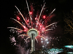 6-Day Seattle New Year's Eve Countdown Tour from Seattle with Airport Transfers