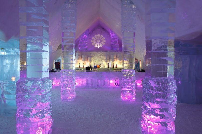 3-Day Ottawa Winterlude, Quebec City, Ice Hotel, Winter Carnival Tour From Toronto