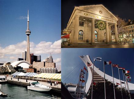 New york package deals from toronto
