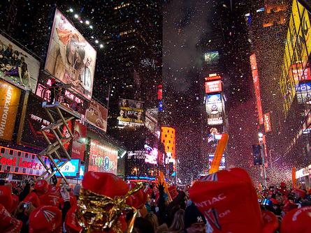8-Day New Year's Countdown East Coast Deluxe Tour from Philadelphia