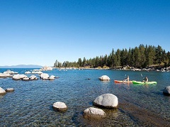 2-Day Ultimate Lake Tahoe, Emerald Bay Adventure Tour from San Francisco