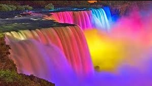 1-Day Evening Illumination Niagara Falls Tour from Niagara Falls (Visit Both U.S and Canada Sides)