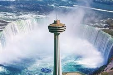 1-Day Niagara Falls Tour Visit Both U.S and Canada Sides