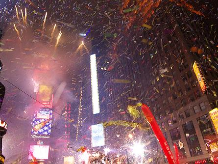 7-Day East Coast 2018 New Year's Eve Countdown Deluxe Tour from New York