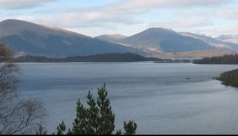Loch Lomond, Trossachs/Highlands, Stirling Castle Sightseeing Tour