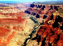 2-Day West Grand Canyon Overnight in Cabin Tour from Las Vegas