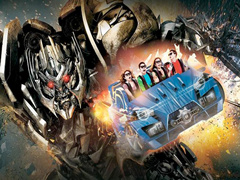 1-Day Universal Studios Hollywood Tour from Los Angeles