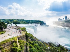 6-Day New York, Washington, Niagara Falls, Boston Tour from New York with Airport Transfer