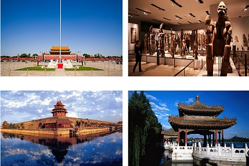 1-Day Tiananmen Square,  National Museum, Forbidden City Tour from Beijing