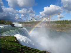 2-Day Niagara Falls (overnight at the falls) Tour from New York/New Jersey