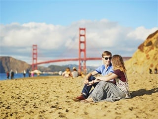 5-Day San Francisco, Yosemite National Park and Theme Park Tour from San Francisco with Airport Transfers