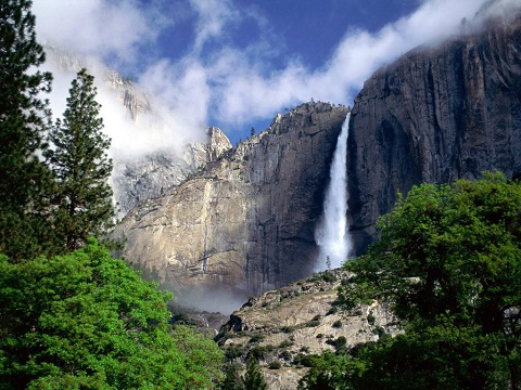 6-Day San Francisco, Yosemite National Park and Theme Park Tour from San Francisco