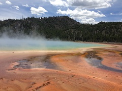 9-Day Yellowstone, Bryce Canyon, Horseshoe Bend, Grand Canyon West Tour from Los Angeles