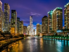 7-Day USA Central and East Coast Tour from Chicago