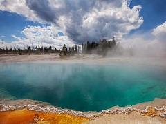 12-Day Yellowstone, Bryce Canyon, Horseshoe Bend, Grand Canyon Tour from Los Angeles/Las Vegas
