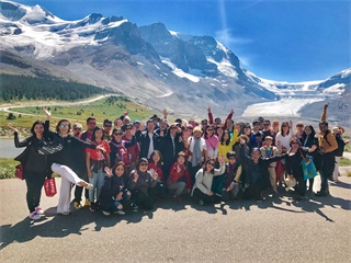 8-Days Rocky Mountains, Banff, Icefield, Jasper, Victoria Tour from Vancouver