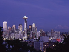 6-Day Seattle, Olympia, Portland, Mt. Olympic, Mt. Rainier Tour from Seattle with Airport Transfers