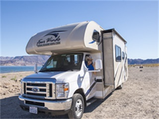3-Day Antelope Canyon, Grand Canyon South Rim, Bryce Private RV Tour from Las Vegas