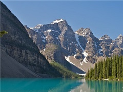 6-Days Rocky Mountains, Icefield, Banff, Calgary, Drumheller Tours from Vancouver