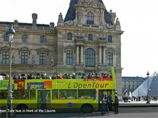 Paris Hop-on-Hop-off L'Open Tour