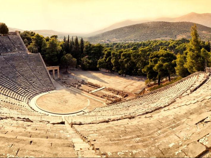 1-Day Mycenae and Epidaurus Tour with optional Lunch from Athens
