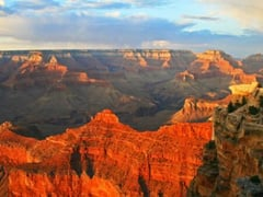 12-Day Antelope Canyon, Yellowstone, Rocky Mountains, West Rim Grand Canyon, Theme Park from San Francisco